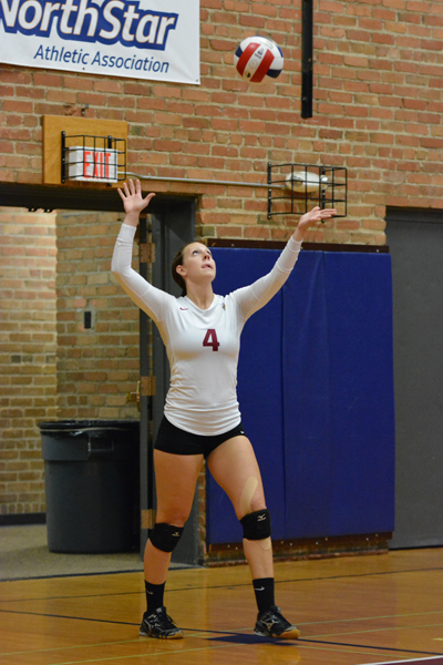 11th 9/27/14 - VB VCSU Triangular Photo