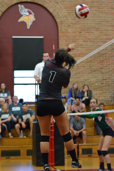 13th 9/27/14 - VB VCSU Triangular Photo