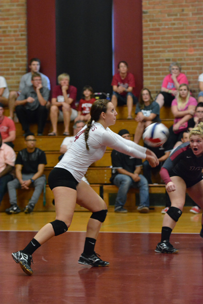 26th 9/27/14 - VB VCSU Triangular Photo