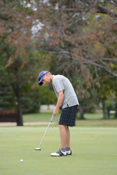 8th 8/31/16 Men's Golf at Jamestown Photo