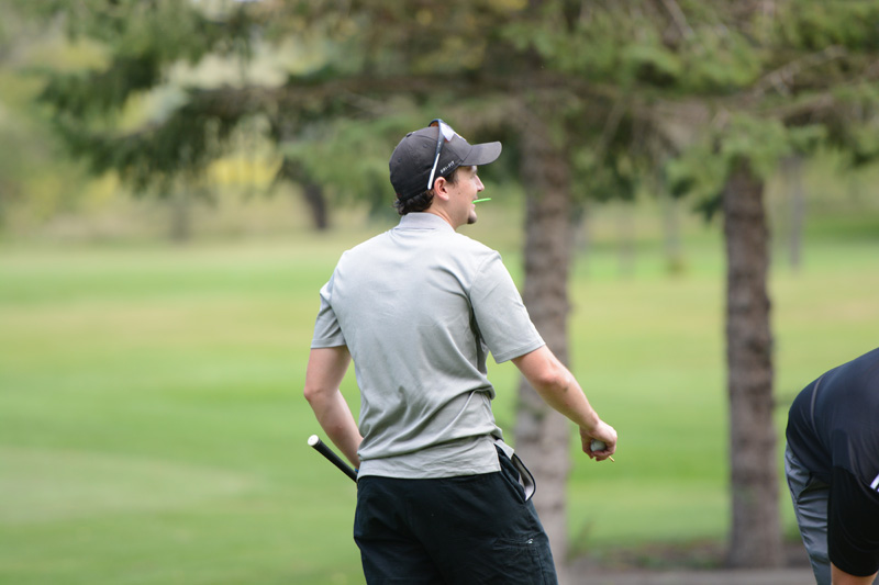 11th 8/31/16 Men's Golf at Jamestown Photo