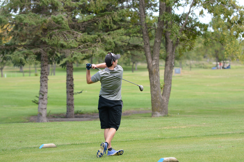12th 8/31/16 Men's Golf at Jamestown Photo