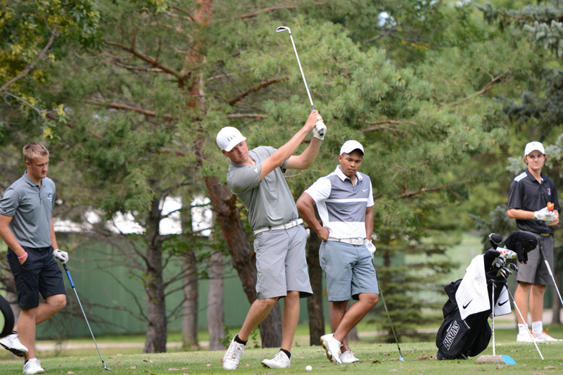 15th 8/31/16 Men's Golf at Jamestown Photo