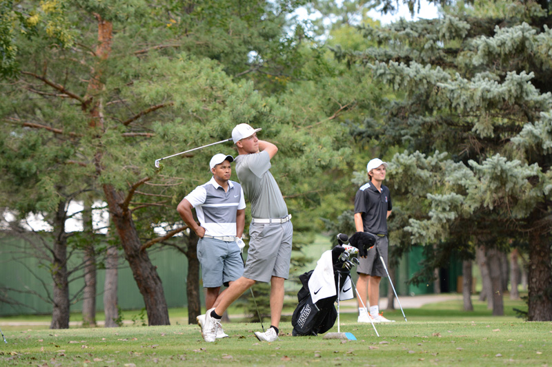 17th 8/31/16 Men's Golf at Jamestown Photo