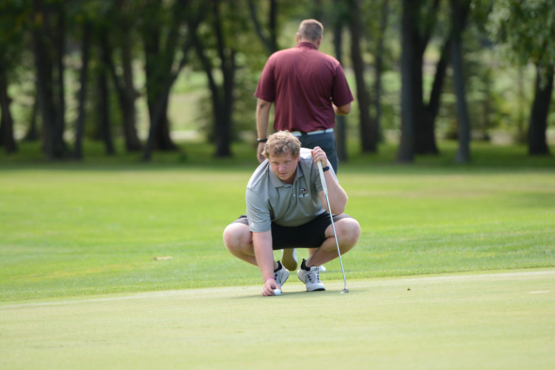 19th 8/31/16 Men's Golf at Jamestown Photo