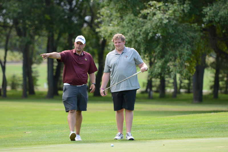20th 8/31/16 Men's Golf at Jamestown Photo