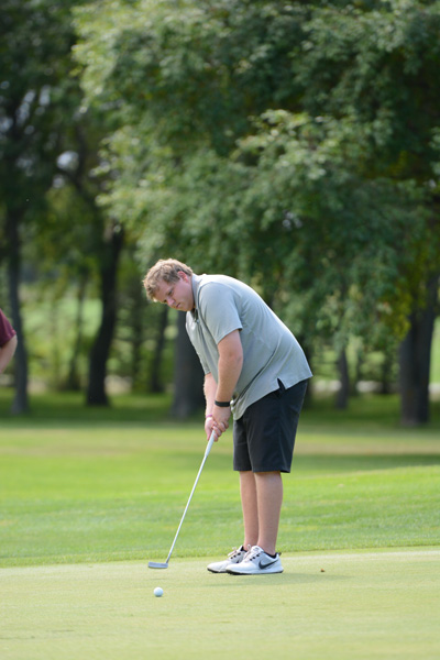 21st 8/31/16 Men's Golf at Jamestown Photo