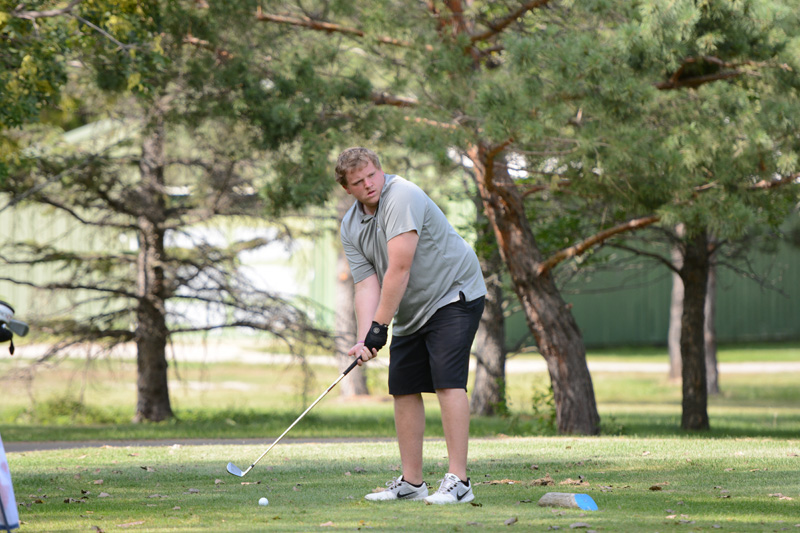 24th 8/31/16 Men's Golf at Jamestown Photo