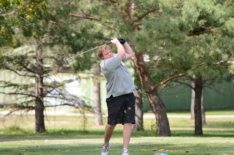 25th 8/31/16 Men's Golf at Jamestown Photo