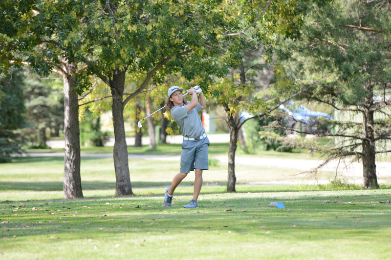 29th 8/31/16 Men's Golf at Jamestown Photo