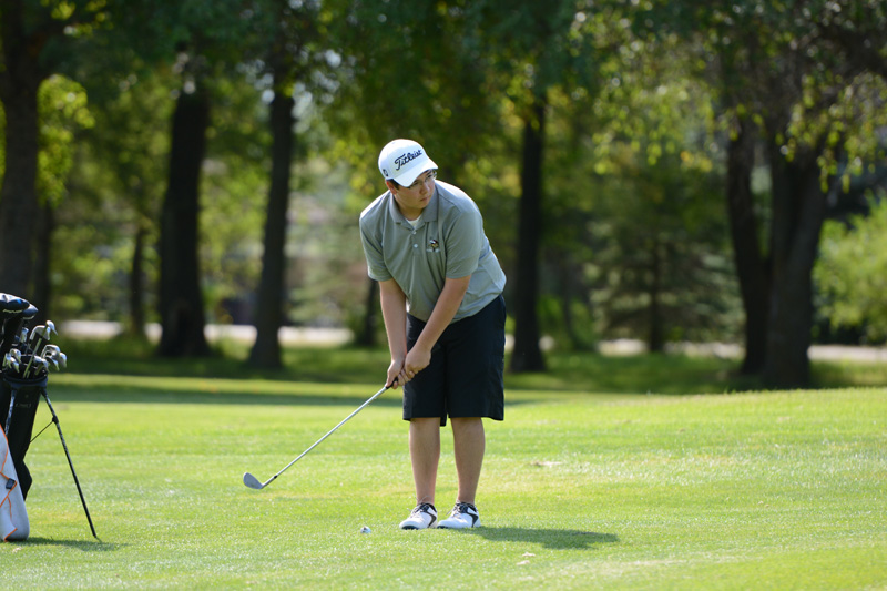 30th 8/31/16 Men's Golf at Jamestown Photo
