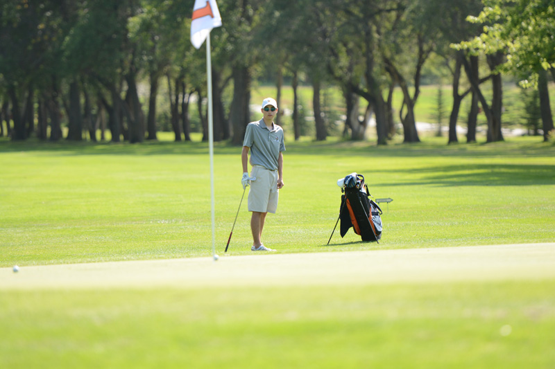 38th 8/31/16 Men's Golf at Jamestown Photo