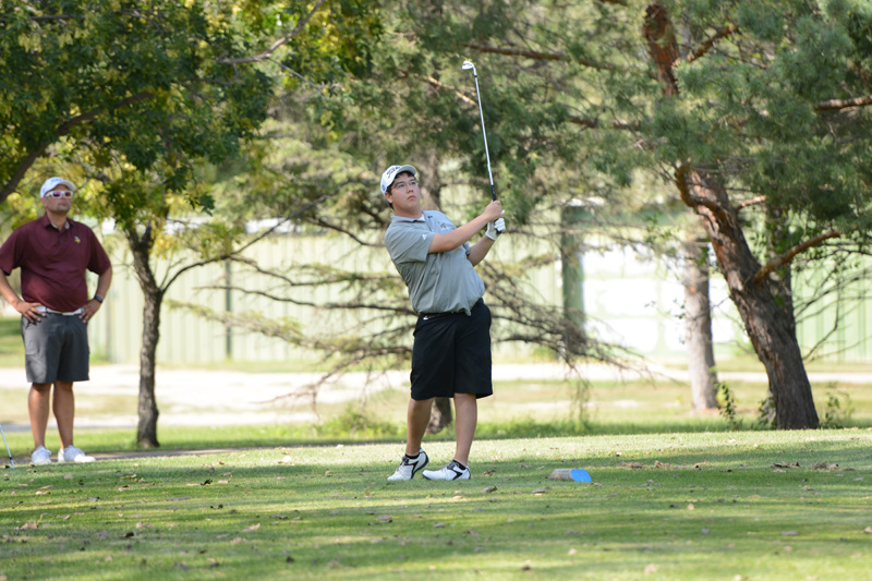 41st 8/31/16 Men's Golf at Jamestown Photo