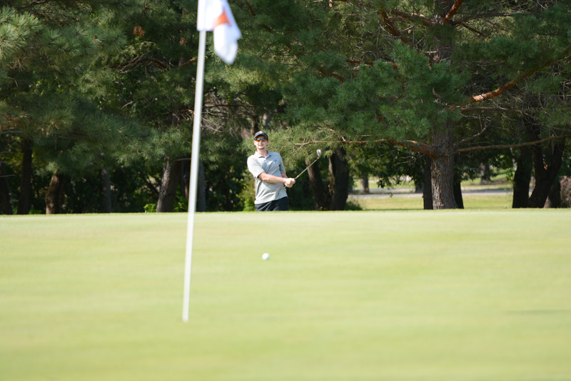44th 8/31/16 Men's Golf at Jamestown Photo