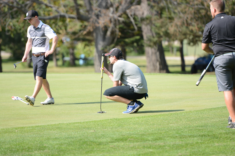 45th 8/31/16 Men's Golf at Jamestown Photo