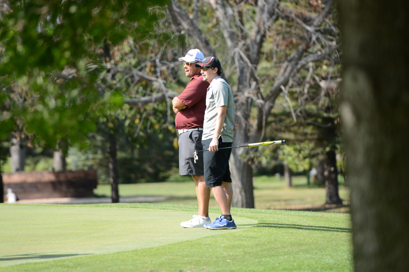 46th 8/31/16 Men's Golf at Jamestown Photo