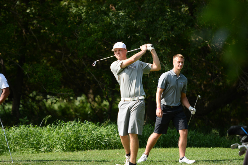 47th 8/31/16 Men's Golf at Jamestown Photo