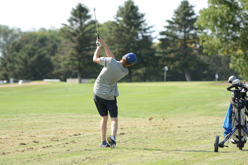 49th 8/31/16 Men's Golf at Jamestown Photo