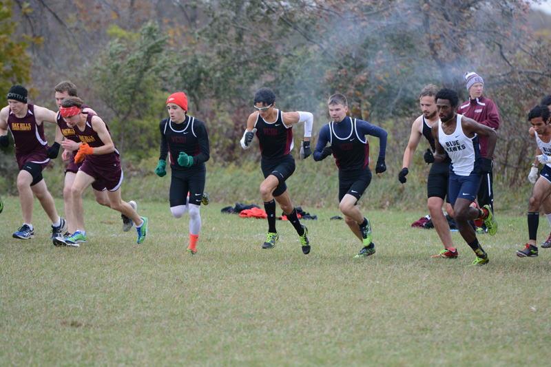 5th 10/7/16: Men's XC at Jamestown Photo