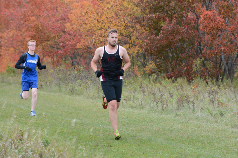 12th 10/7/16: Men's XC at Jamestown Photo