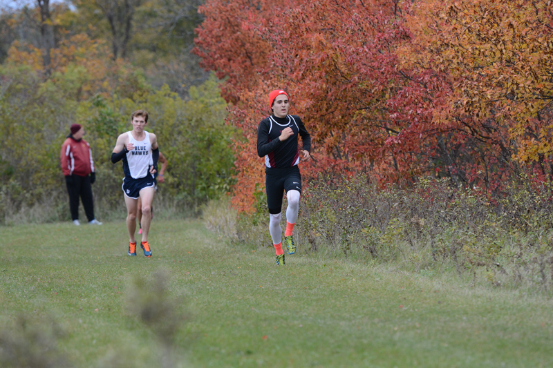 22nd 10/7/16: Men's XC at Jamestown Photo