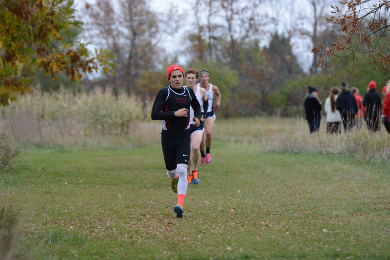 26th 10/7/16: Men's XC at Jamestown Photo
