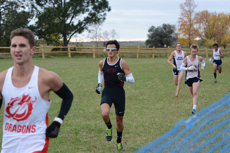 30th 10/7/16: Men's XC at Jamestown Photo