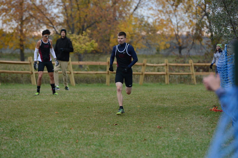 33rd 10/7/16: Men's XC at Jamestown Photo