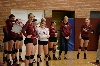 20th 10/29/2016 Volleyball Senior Day Photo