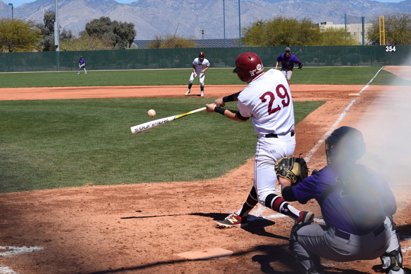 26th 3/9/17 - Baseball @ Tucson - Day 1 Photo