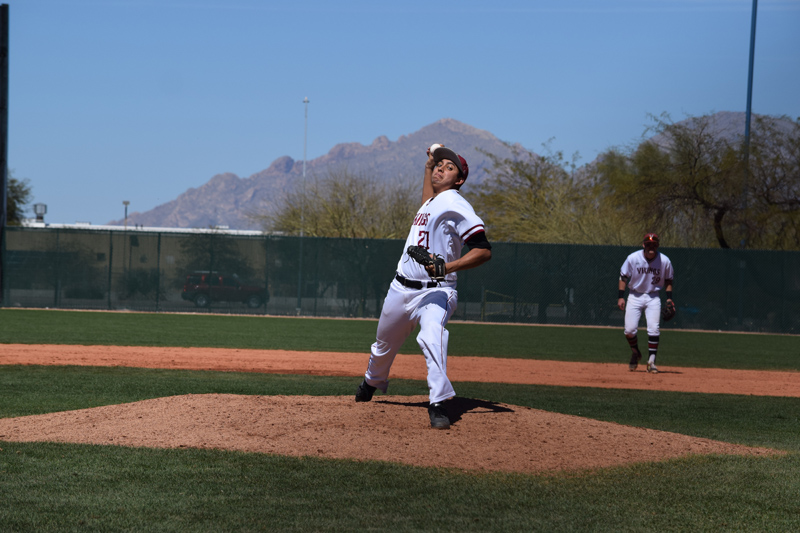 27th 3/9/17 - Baseball @ Tucson - Day 1 Photo