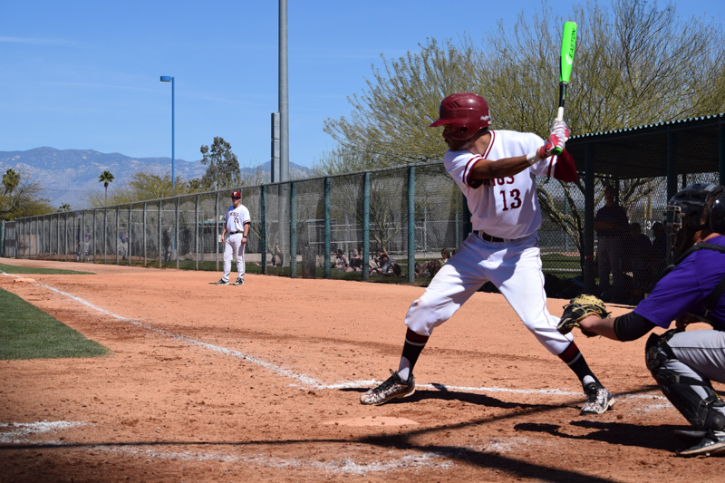 29th 3/9/17 - Baseball @ Tucson - Day 1 Photo