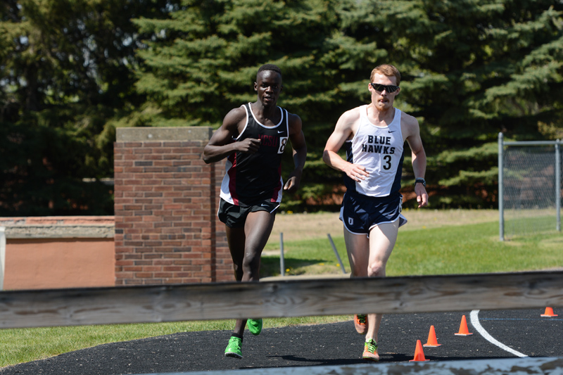 3rd 5/12/17 - Day 2 - Men's NSAA Track Photo