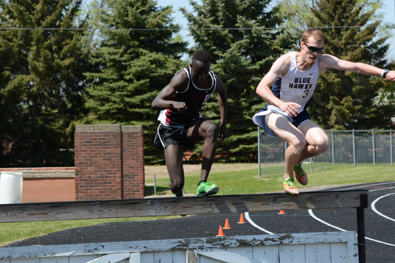 5th 5/12/17 - Day 2 - Men's NSAA Track Photo