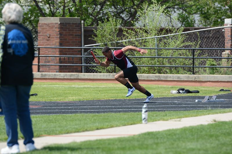 8th 5/12/17 - Day 2 - Men's NSAA Track Photo