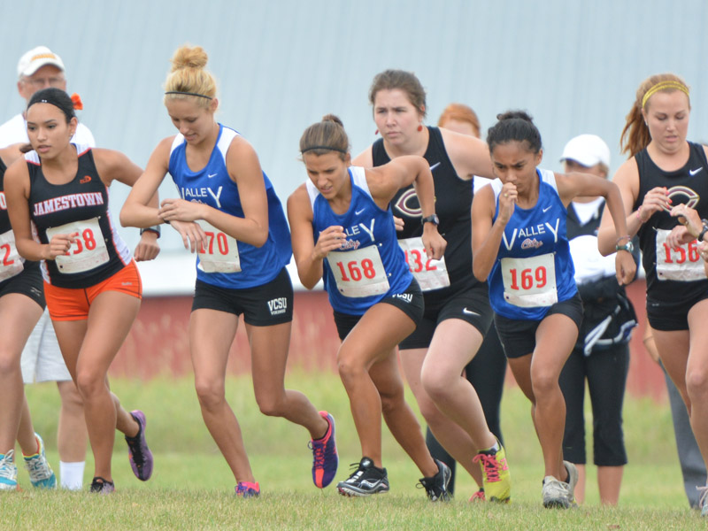 9th 8/29/14 - Cross Country VCSU Invitational Photo