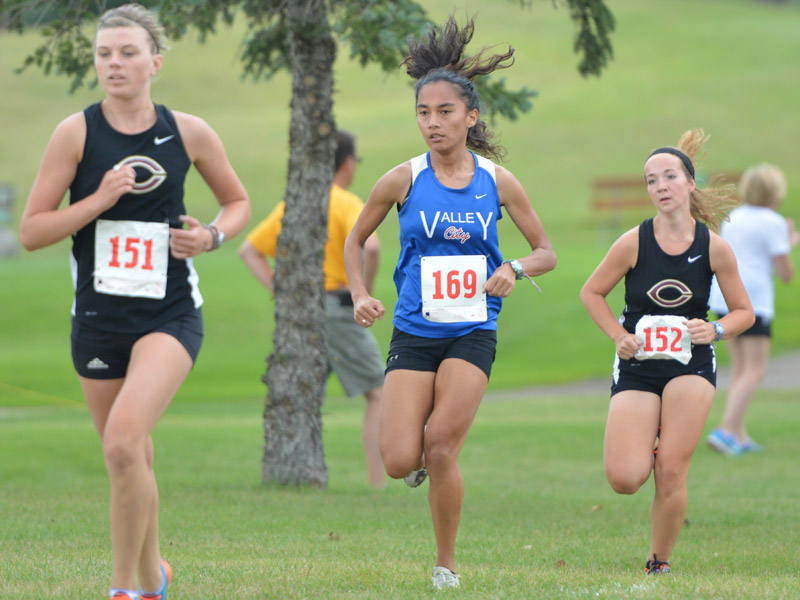 10th 8/29/14 - Cross Country VCSU Invitational Photo