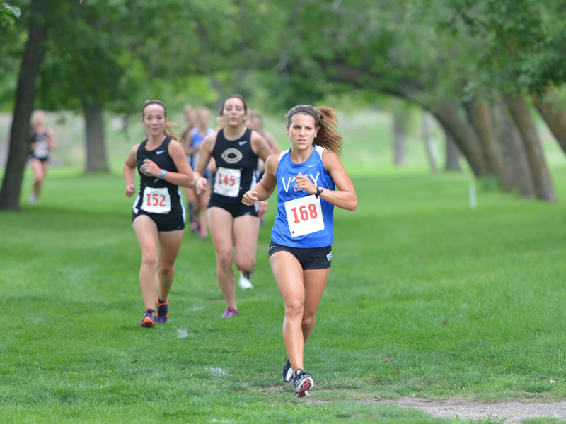 13th 8/29/14 - Cross Country VCSU Invitational Photo