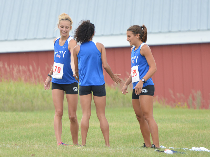 1st 8/29/14 - Cross Country VCSU Invitational Photo