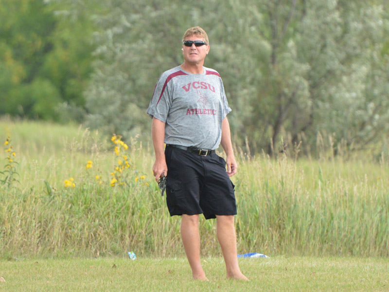 7th 8/29/14 - Cross Country VCSU Invitational Photo