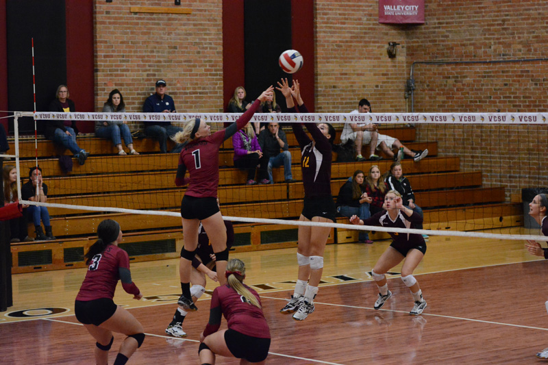 1st 10/6/15 - VB vs Concordia Photo