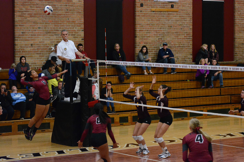2nd 10/6/15 - VB vs Concordia Photo