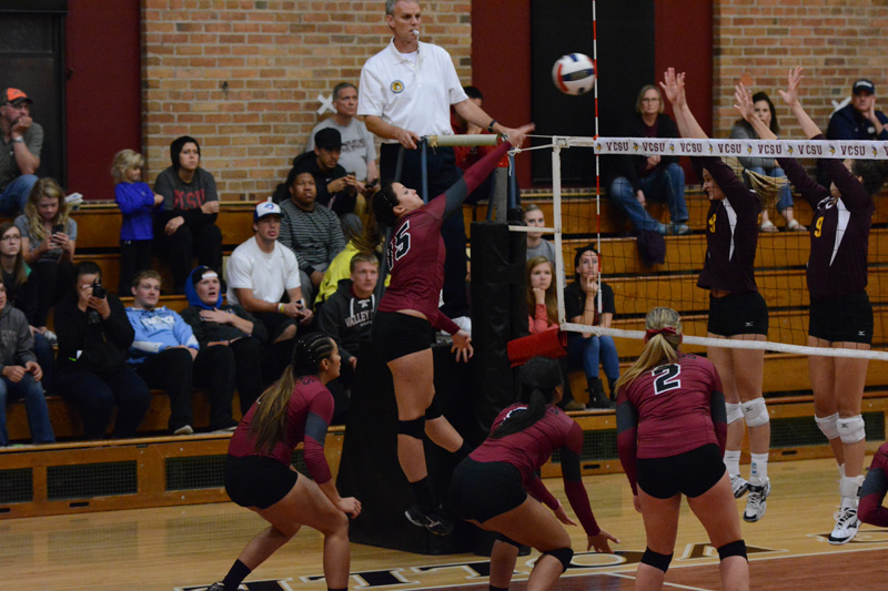 3rd 10/6/15 - VB vs Concordia Photo