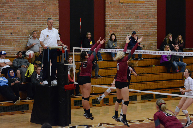 8th 10/6/15 - VB vs Concordia Photo