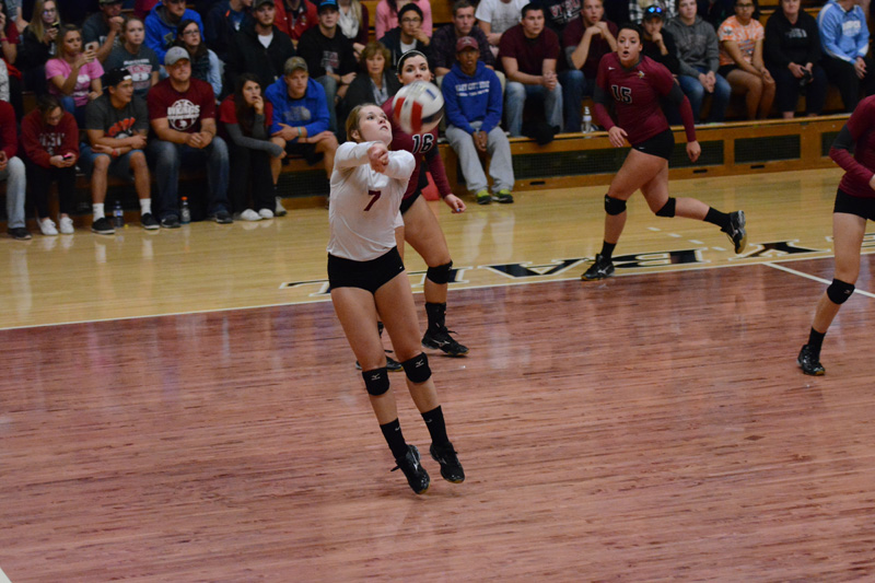 9th 10/6/15 - VB vs Concordia Photo