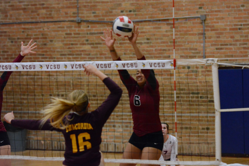 11th 10/6/15 - VB vs Concordia Photo