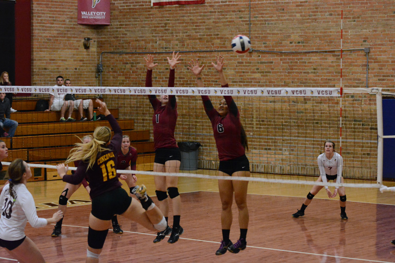 12th 10/6/15 - VB vs Concordia Photo