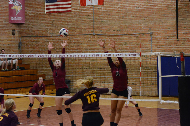 13th 10/6/15 - VB vs Concordia Photo
