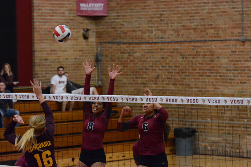 14th 10/6/15 - VB vs Concordia Photo