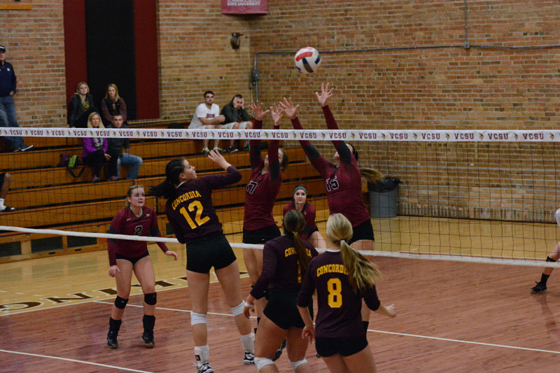 18th 10/6/15 - VB vs Concordia Photo
